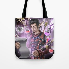 The Magister's Apprentice Tote Bag