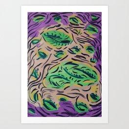Eyedelistic Art Print