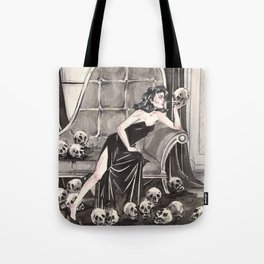 You Were Once My Lover Tote Bag