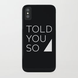 TYS iPhone Case