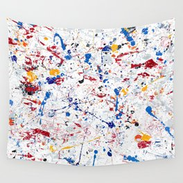 Exhilaration #2 (L) Wall Tapestry