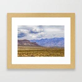 Tularosa  Framed Art Print