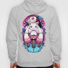 Kyubey and Charlotte Hoody