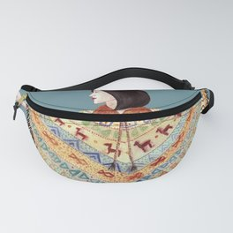 Ball Throw Fanny Pack