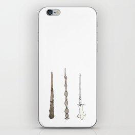 Wizard Wands iPhone Skin