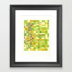 color field_02 Framed Art Print