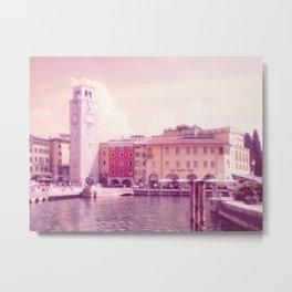 RIVA II - Lake Garda - Italy Metal Print