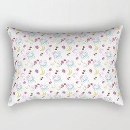 Milkshake  pattern Rectangular Pillow