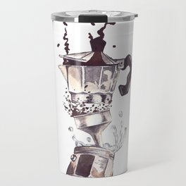 If all else fails, Coffee! Travel Mug