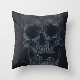 """Say Cheese"" Throw Pillow"