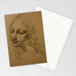 Da Vinci Inspired Drawing Stationery Cards