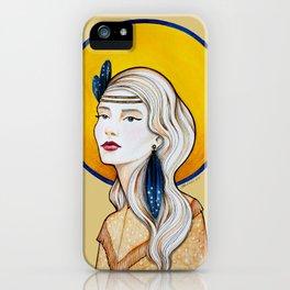 Amara iPhone Case