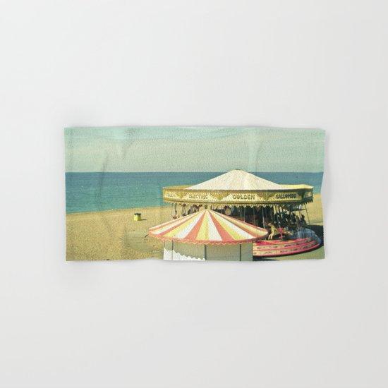 Fair by the Sea Hand & Bath Towel