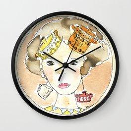 I pensieri sono una zuppa Wall Clock