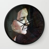the lights Wall Clocks featuring LIGHTS by SAMHAIN
