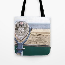 Look Around Tote Bag