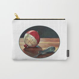Bobber and Sinker by KPC Studios Carry-All Pouch