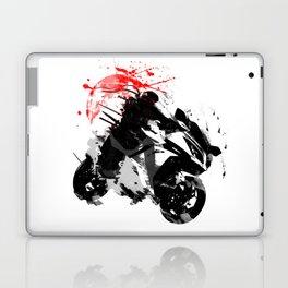 Ninja Motorcycle Japan Laptop & iPad Skin