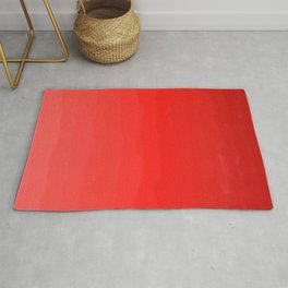 Glowing Red Lipstick Rug
