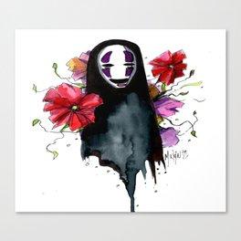 """Spirited-Away"" Canvas Print"