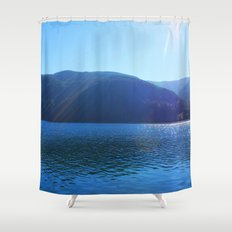 Olympic National Park landscape photography  Shower Curtain