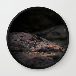 Alpha delta Wall Clock