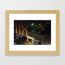 Montgomery.III Framed Art Print