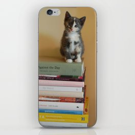 Book-Smart Twylla Pickett iPhone Skin