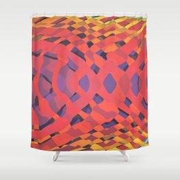 Interweaving Impulses // 101a Shower Curtain