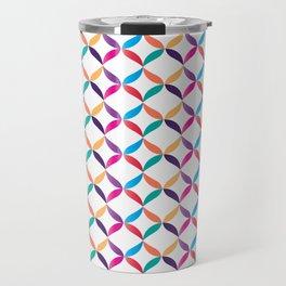 Colorful Laces Travel Mug