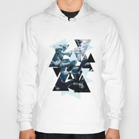 posters Hoodies featuring c - Sea Waves Posters by emme