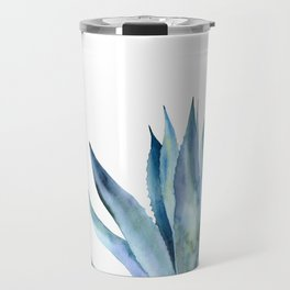 Blue agave plant. Travel Mug