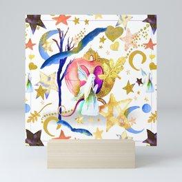 Starry Nights Mini Art Print