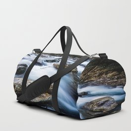 Take Me to the River - Rushing Rapids in the Great Smoky Mountains Duffle Bag