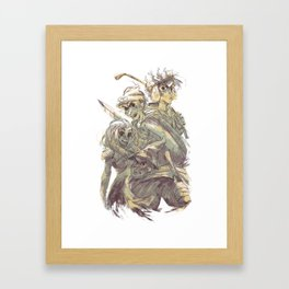SP : The Stick Of Truth Framed Art Print