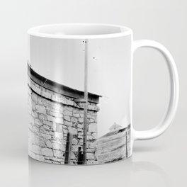 Jail, Hornitos, Mariposa County, CA 1934 Coffee Mug