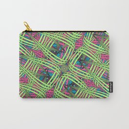 Multicolored Carry-All Pouch