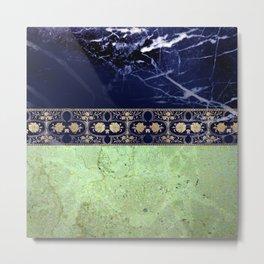 landscape 006: venetian filigree Metal Print