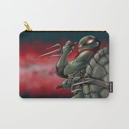Raphael . TMNT Carry-All Pouch