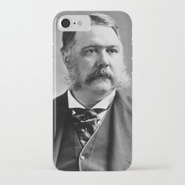 President Chester Arthur Photo iPhone Case