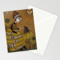 The Conversation Stationery Cards