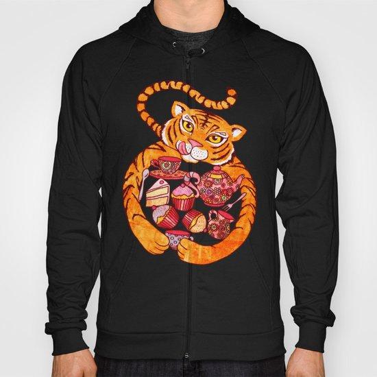 Tiger's Tea Hoody
