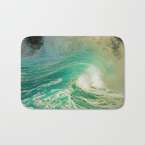 WAVE JOY Bath Mat