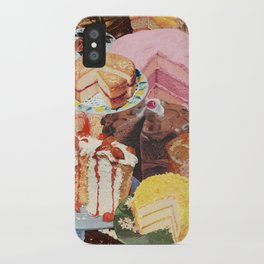 The Icing on the Cake(s) iPhone Case