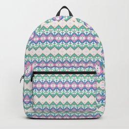 Ethnic ornament 1 Backpack