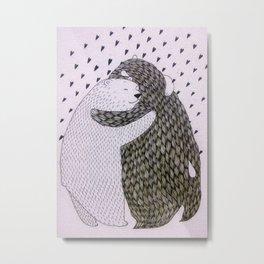 The Bears Metal Print