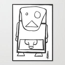 BOITOI Canvas Print