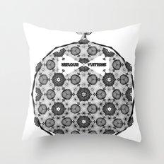 Spirobling XIV Throw Pillow