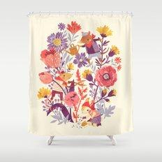 The Garden Crew Shower Curtain