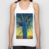jesus Tank Tops featuring jesus by  Agostino Lo Coco